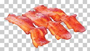 Bacon Hamburger Steak PNG