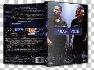 Cinema DVD Multimedia Edition Miami Vice PNG