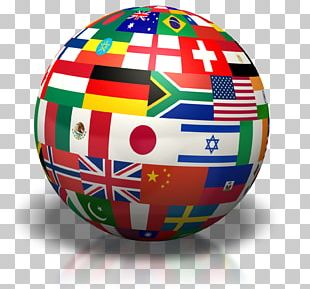 World Map Globe Real Estate Flags Of The World PNG