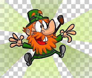 Leprechaun Traps Saint Patrick's Day Lucky Charms PNG