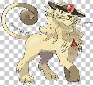 Persian Pokémon Meowth Fan Art PNG