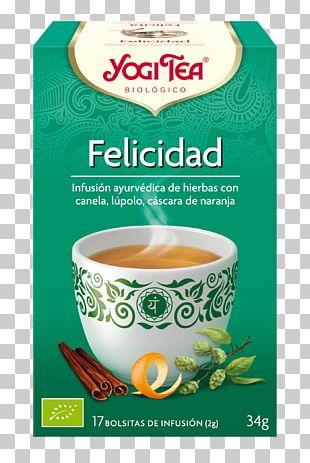 Yogi Tea Masala Chai Infusion Green Tea PNG