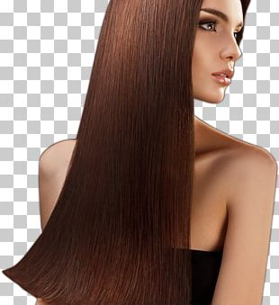 Brown Hair Hair Coloring Layered Hair Step Cutting PNG