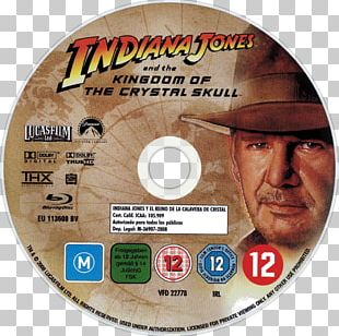 Indiana Jones And The Kingdom Of The Crystal Skull Blu-ray Disc Compact Disc PNG