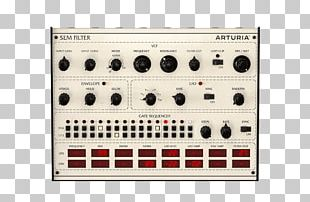 Arturia Yamaha CS-80 ARP 2600 Preamplifier Sound Synthesizers PNG