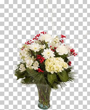 Floral Design Flowers In A Vase Flower Bouquet Cut Flowers PNG