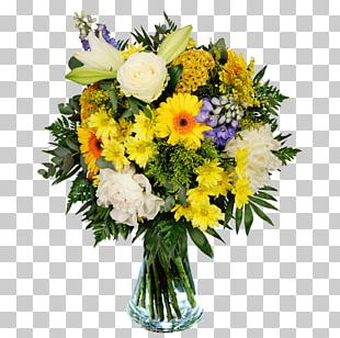 Flower Bouquet Cut Flowers Floristry Russia PNG