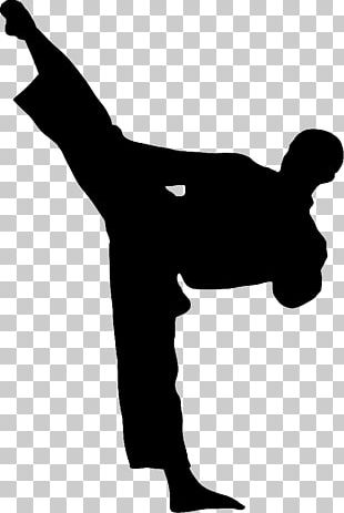 Karate Kick Martial Arts Taekwondo PNG