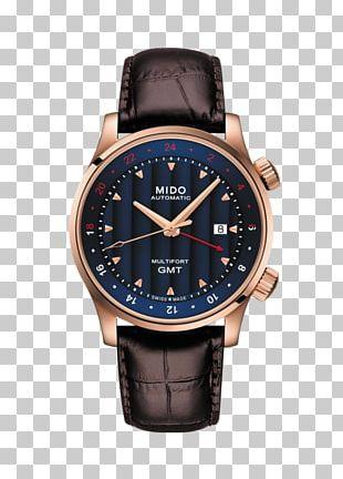 Mido Automatic Watch Fossil Group ETA SA PNG