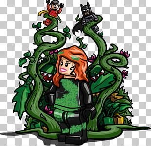 Poison Ivy Lego Batman 2: DC Super Heroes Robin Catwoman PNG