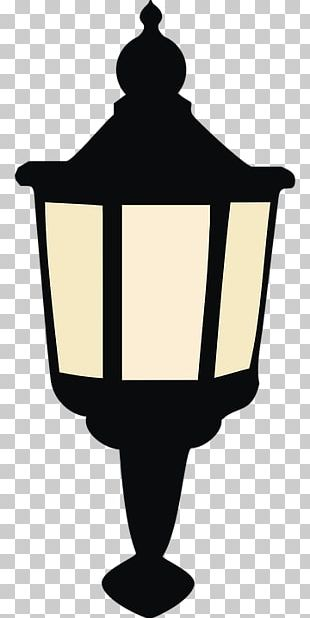 Lantern Street Light Oil Lamp PNG