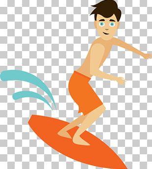 Surfer PNG