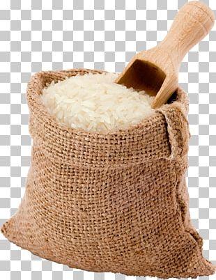 Coffee Bag Gunny Sack Rice Greek Cuisine PNG