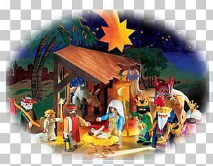 Nativity Scene Christmas Playmobil Biblical Magi Nativity Of Jesus PNG