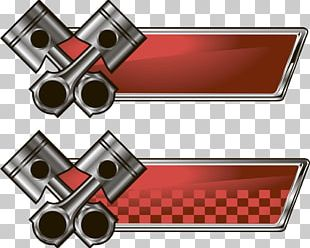 Car Piston Racing Reciprocating Engine PNG