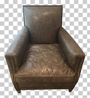 Club Chair Couch Living Room Foot Rests PNG