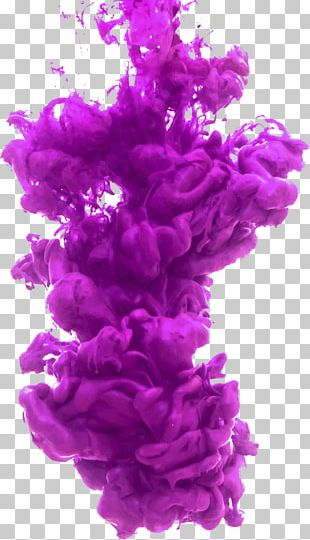 Color Smoke Ink PNG
