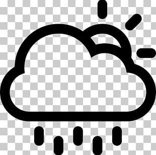 Computer Icons Rain Cloud PNG