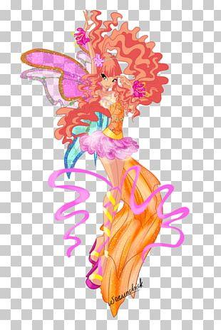Stella Bloom Tecna Roxy Musa PNG