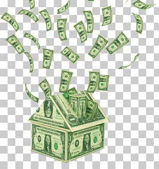 Economic Bubble Money Bag Gold Coin PNG