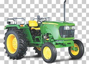 John Deere India Pvt Ltd Eicher Tractor Tractors In India PNG