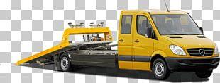 Commercial Vehicle Car Tow Truck Van PNG