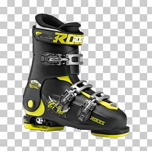 Ski Boots Roces Skiing Ski Suit PNG