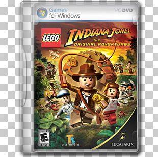 Lego Indiana Jones: The Original Adventures Video Game