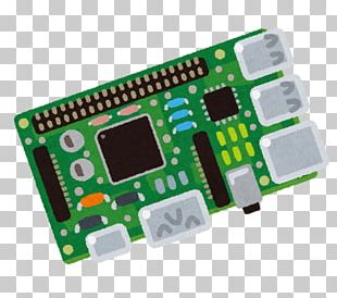 Raspberry Pi MicroSD Secure Digital Single-board Computer Computer Servers PNG