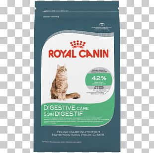 Cat Food Dog Royal Canin Feline Care Nutrition Digestive Care Adult Cat Dry Food PNG