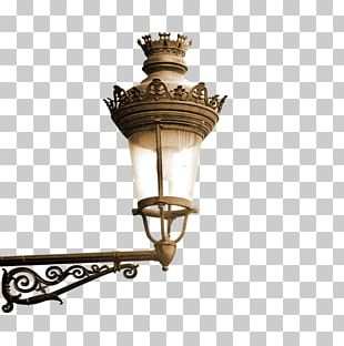 Street Light Lamp PNG