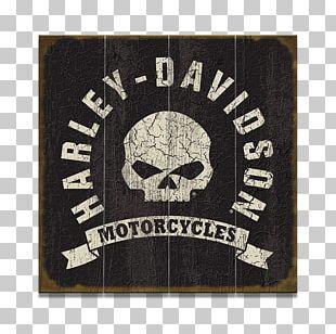 T-shirt Barnett Harley-Davidson Motorcycle PNG