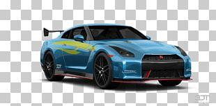 Nissan GT-R Car Motor Vehicle Automotive Design PNG