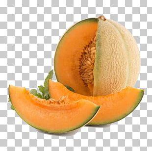 Orange Juice Hami Melon Meat PNG