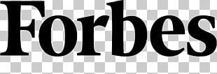 Forbes Logo Marketing Business Company PNG