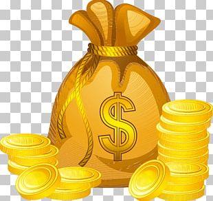 Money Bag PNG