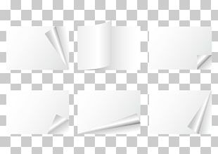Paper Line Angle Pattern PNG