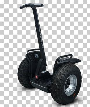 Segway PT Personal Transporter Self-balancing Scooter PNG