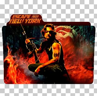 Snake Plissken Escape From New York United States Of America Film Producer PNG