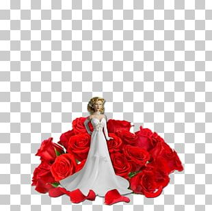Rose Flower Bouquet Flowerpot Petal PNG