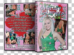 Professional Wrestling JLIT Poster Cherry Bomb PNG