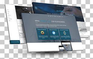 Web Development Enterprise Portal Web Design Web Page PNG