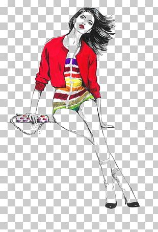 Fashion Illustration Illustrator Illustration PNG