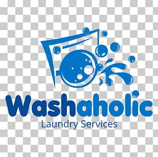 Logo Laundry Service Laundry Room Towel PNG
