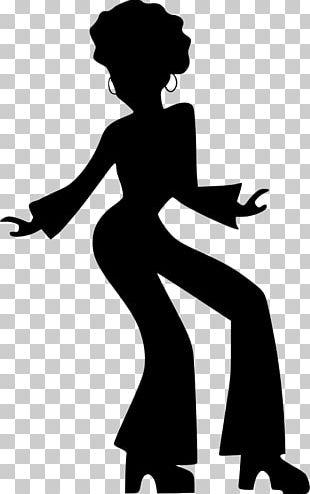 1970s Dance Disco PNG
