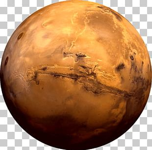 Earth Moons Of Mars Planet Valles Marineris PNG