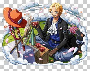 One Piece Treasure Cruise Monkey D. Luffy Vinsmoke Sanji Edward Newgate Donquixote Doflamingo PNG