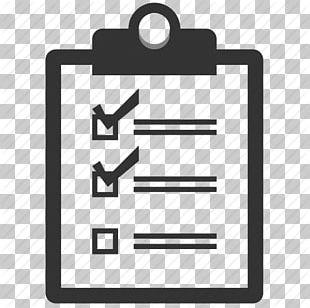 Computer Icons Checklist Check Mark PNG