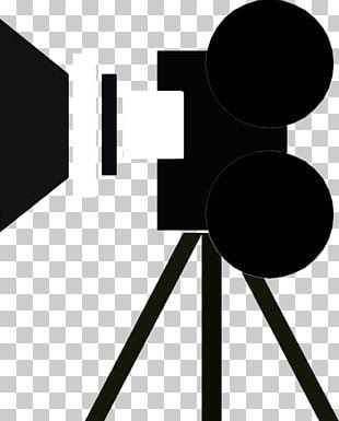 Photographic Film Movie Camera PNG