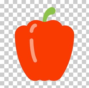 Paprika Bell Pepper Food Computer Icons Vegetable PNG